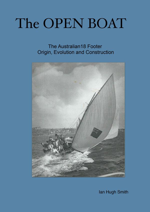 The Open Boat - Sydney Wooden Boat School